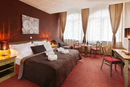Rooms and apartment - Hotel Augustus et Otto ****